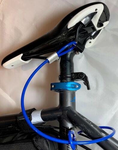 Sattelschloß pour vélo selle vélo neuf MTB Selle Château Brooks Vault Cube