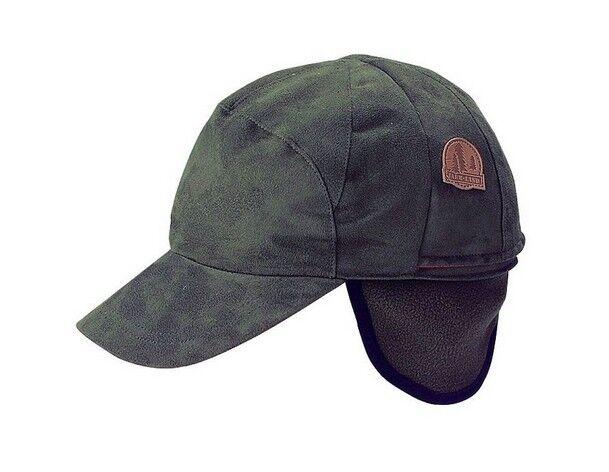 Jagdkappe, Jagd Wendekappe, Signal - Wendekappe mit aufklappbaren Ohrenschützern