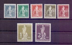 Berlin-1949-Weltpostverein-MiNr-35-41-postfrisch-Michel-750-00-360