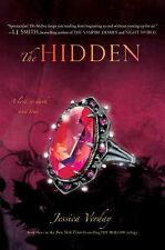 (50% OFF + FREE SHIP) The Hidden by Jessica Verday Hardcover Book (English)