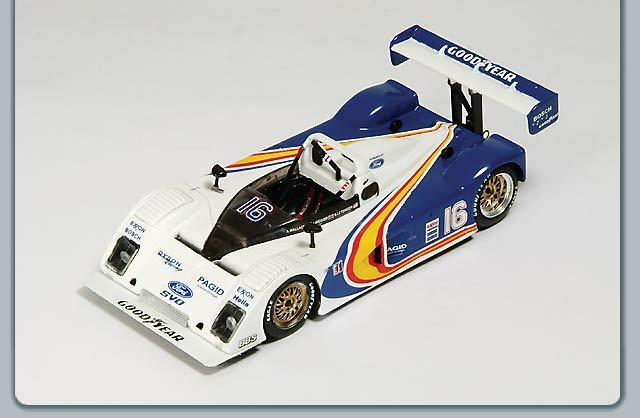 Riley & Scott  16 Dnf 24 H Daytona 1997 Wallace   Weaver   Leitzinger 1 43 Model  | Sale Deutschland