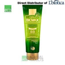L'biotica Biovax Natural Express Conditioner Avocado & Bamboo FREE UK POSTAGE