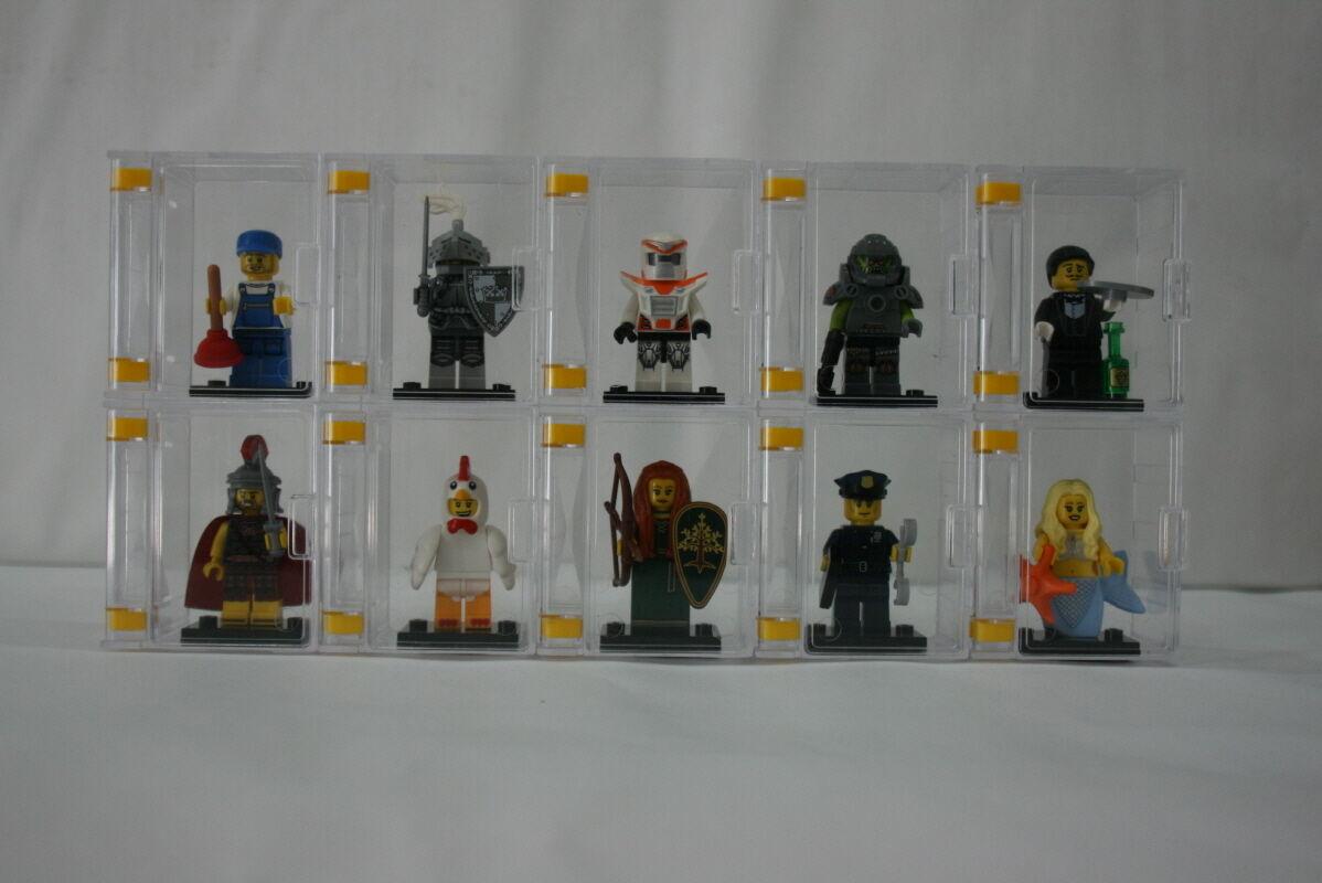 nuevo  Lego MiniFiguras Pantalla Funda & cifras Funda   150pcs (funda)