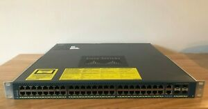 Cisco-Catalyst-4948-with-4-Port-SFP-Slots-Cisco-4948-Gigabit-Switch-Cisco-C4948