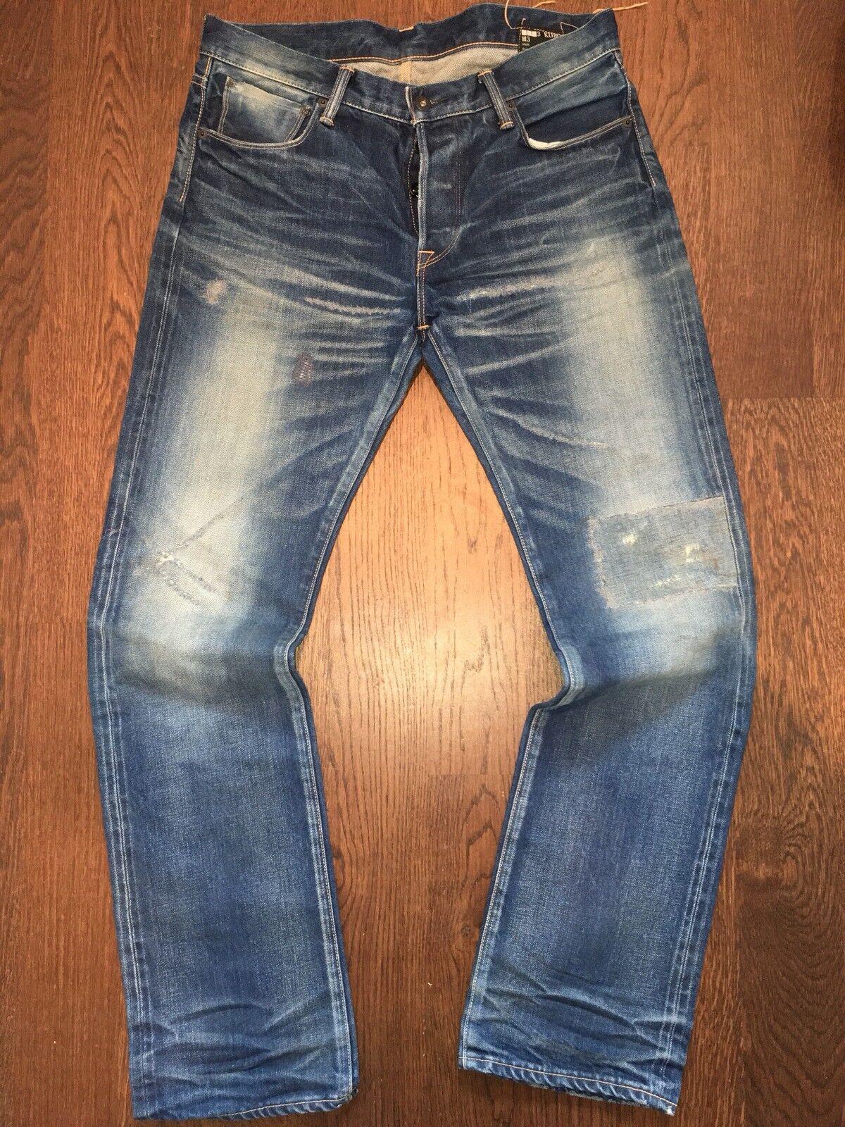 Kuro Graphite Jeans Made In Japan Neuw. Neuw. Neuw. Gr. 33 8e1641