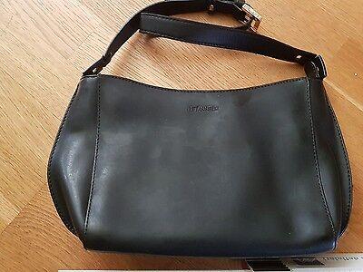 Le Tanneur, Sehr schöne Tasche, Handtasche, schwarz