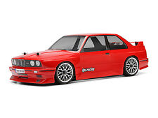 HPI BMW E30 M3 Body (200mm) - Unpainted - 17540