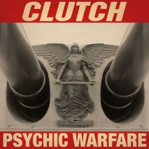 CLUTCH-PSYCHIC-WARFARE-DIGIPAK-CD-NEU