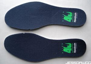 shoe-Insoles-Reebok-Alien-Stomper-Bishop-size-10-US-DV8578-40th-Anniversary