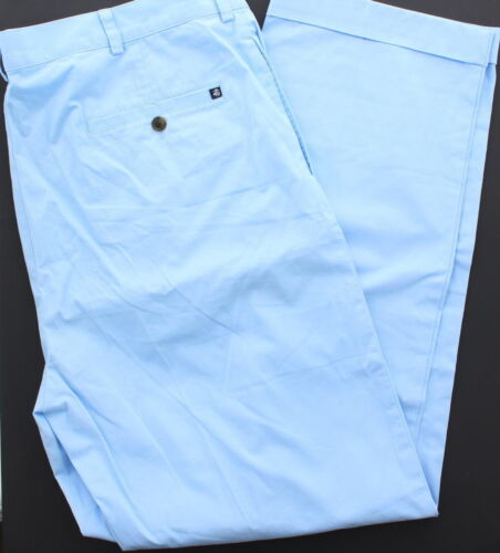 Brooks Brothers Men/'s 346 Pleated Front Cuffed Cotton Casual Dress Pants