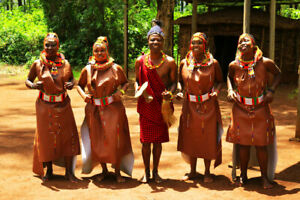 Kenya Authentic Cultural Safari in Eco-Friendly Places (9 days, Price for 2 pax)