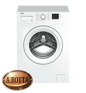 Lavatrice-8-Kg-1000-Giri-BEKO-WTX81031W-Bianco-Classe-A-Partenza-Ritardata