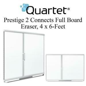 NEW Quartet Prestige 2 Connects Full Board Eraser, 4 x 6-Feet (3413885372) Condtion: New. 4 x 6-Feet, B.F (A(3528831)... City of Toronto Toronto (GTA) Preview