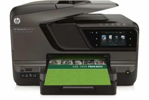 HP Officejet 8600 A4 Wireless USB Network Colour Ink Printer + Warranty