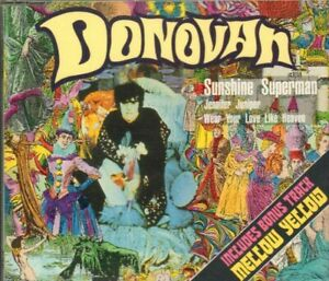 DONOVAN-SUNSHINE-SUPERMAN-MAXI-SINGLE-CD-Inc-MELLOW-YELLOW-FREE-UK-POSTAGE
