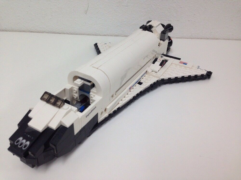 LEGO Space Shuttle Expedition (10231) INCOMPLETE