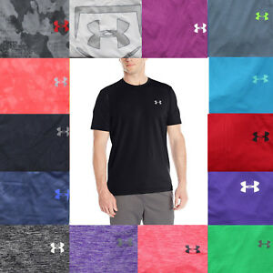 Under-Armour-UA-Men-039-s-Loose-Fit-Active-Athletic-Sports-Short-Sleeve-T-Shirt