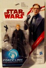 Star Wars Action Figure Force Link General Hux Fighter Hasbro 2017
