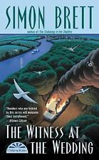 Fethering Mystery: The Witness at the Wedding 6 by Simon Brett (2006, Paperback)
