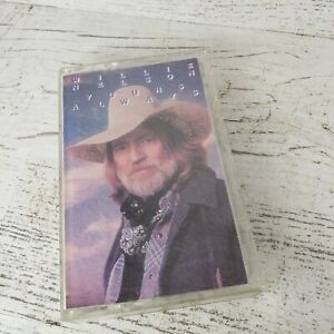 WILLIE NELSON-YOURS ALWAYS-1993 SONY MUSIC Cassette