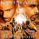 Most Wanted [PA] by Kane & Abel (CD, 2000, Most Wanted Empire)