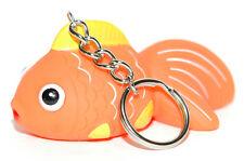 FUN RUBBER FISH KEY CHAIN (KC007)