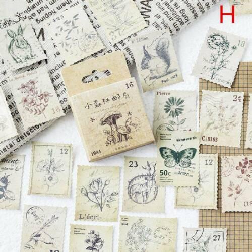 Diary Label Paper Sticker Photo Journal Stickers Scrapbooking Album Book Decals