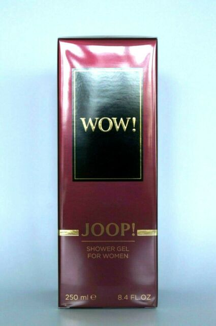 JOOP! - WOW! - SHOWER GEL FOR WOMEN 250ML OVP #82-10-4