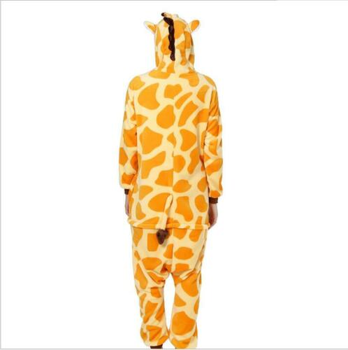Unisex Adult Animal Onsie88Onesie12 Anime Cosplay Pyjama Kigurumi Fancy UK Dress