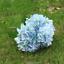 6-Koepfe-1-Bund-kuenstliche-Blumenstrauss-Hortensie-Party-Home-Hochzeit-Dekor Indexbild 13