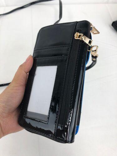 New Style Michelle Obama Clutch Wristlet Magazine Style Handbag #2