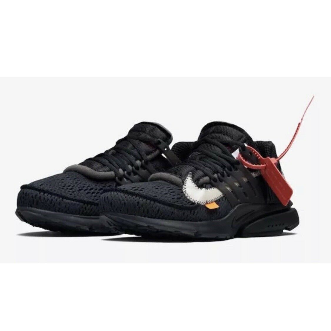 Nike x Off-White Presto ( Black )