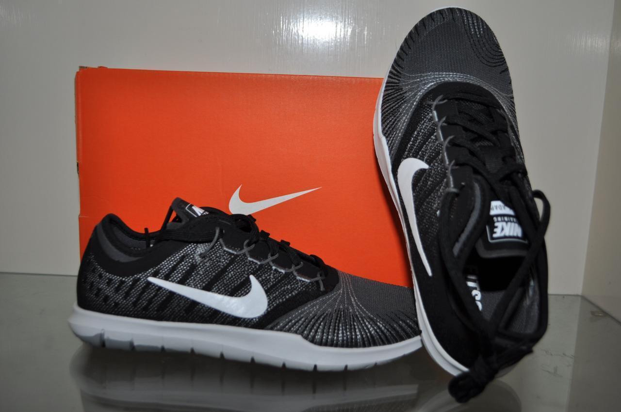 Nike - schuhe anpassung der ausbildung ins schwarz 831579 001 schwarz ins / grau nib 195d68