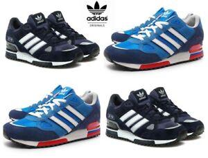 Adidas-Sneaker-Uomo-Originals-ZX-750-Palestra-Scarpe-Da-Corsa-Sport-Tg-UK