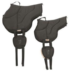 Barefoot Ride-On-Pad Pony schwarz Bareback Pad für Kinder H & H Celle top