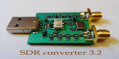 SDR HF Converter for RTL2832U E4000 RTL SDR Radio FUNcube Ezcap HAM R820T