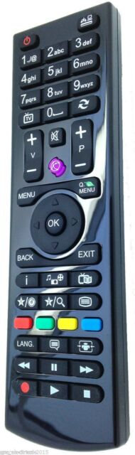 Original Finlux 50FLHKR249BW Tv Remote Control
