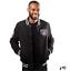 thumbnail 1 - Ultra Game NFL Las Vegas Raiders Mens Classic Varsity Coaches Jacket Team Colr S