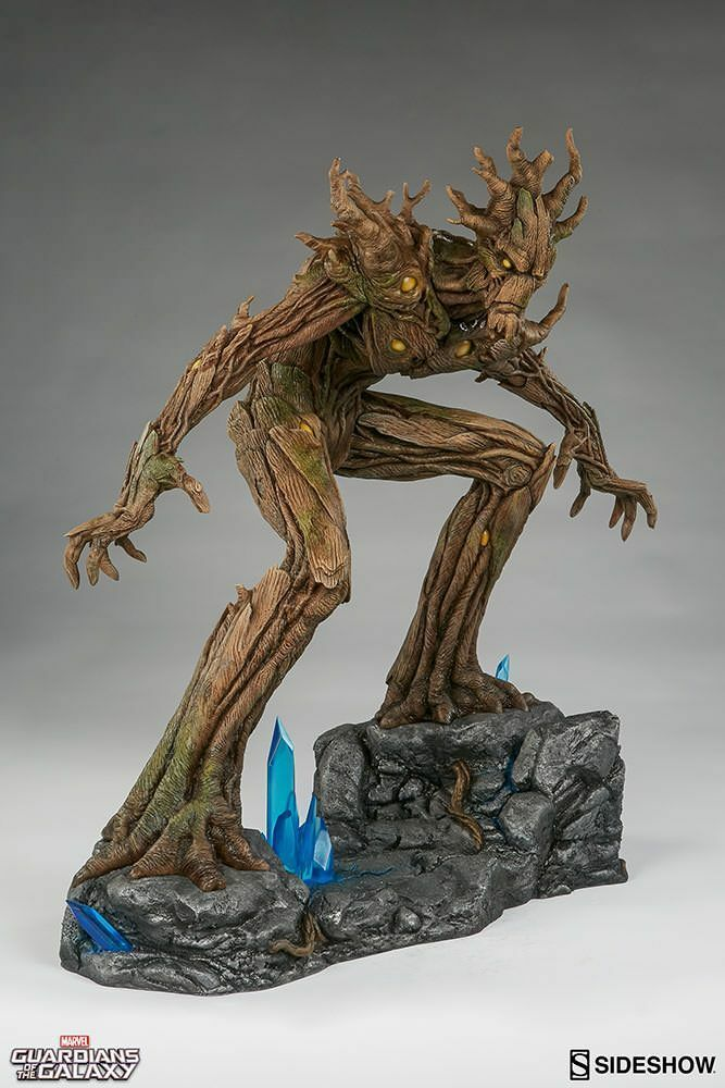 Guardians of the Galaxy - Groot Premium Format 1 4 Scale Statue-SID300501