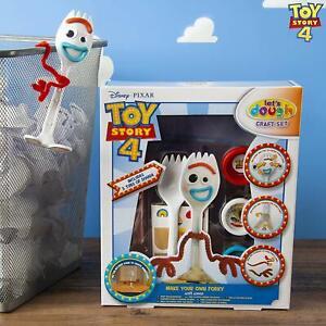 Disney-Toy-Story-4-Creez-Votre-Propre-Forky-Artisanat-Set-Modele-amp-Accessoires