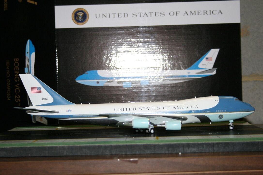 toma Gemini Jets 1 200 Usaf Boeing VC-25 (747-200) 29000 29000 29000 'Air Force One  (G2AFO624)  tiendas minoristas