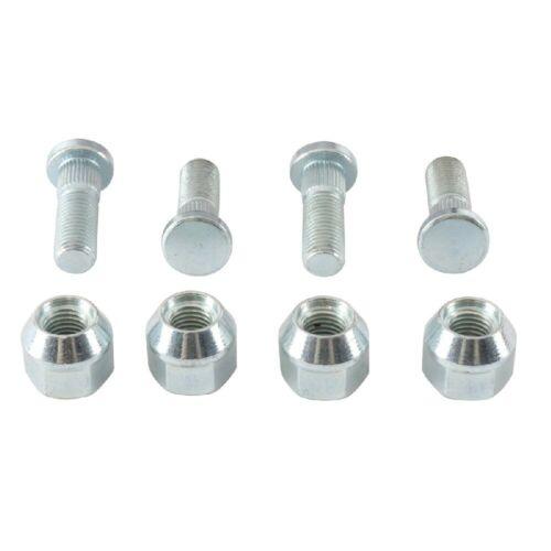 New All Balls Wheel Stud and Nut Kit 85-1040 for Kawasaki KFX 400 03 04 05 06