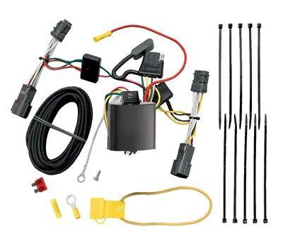 trailer wiring harness kit for 07 09 hyundai entourage 06. Black Bedroom Furniture Sets. Home Design Ideas
