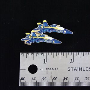 US-Navy-Blue-Angels-F-18-Solos-5-and-6-Hat-Pin