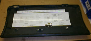 s l300 rolls royce spirit bentley mulsanne dash lower roll fuse box 1999 Rolls-Royce at aneh.co