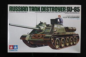 XE084-TAMIYA-1-35-maquette-tank-35072-1000-072-Russian-tank-destoyer-SU-85