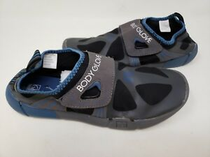 NEW-Body-Glove-Men-039-s-Beach-Runner-Coast-Water-Shoes-Blu-Gry-Blk-150M-tz