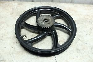 Details about 10 Tomos Streetmate R Moped rear back wheel rim straight