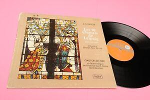 BACH-LP-18-CORALES-DE-LEIPZIG-ORIG-DECCA-ESTEREO-1971-NM-GATEFOLD-CON-TEXTURA