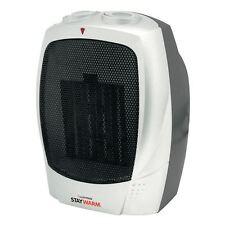 Lloytron F2201SV staywarm 1500w PTC Calentador de cerámica-Plata